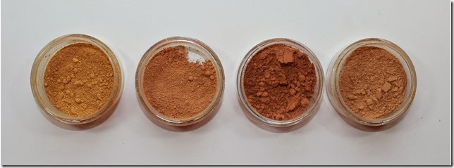 DIY Mineral Makeup 1