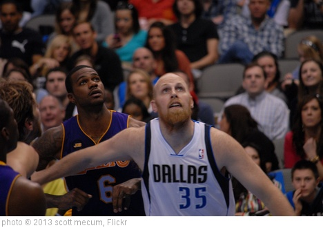 'Chris Kaman & earl clark' photo (c) 2013, scott mecum - license: http://creativecommons.org/licenses/by/2.0/