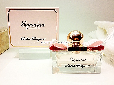 FERRAGAMO SIGNORINA SALVATORE FRAGRANCE PERFUME EAU DE PARFUMS EDP BODY LOTION  BATH SHOWER GEL SPRING SUMMER PARAGON SINGAPORE