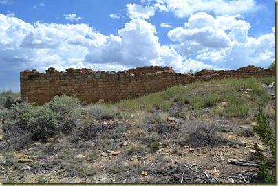 Pueblo Walls