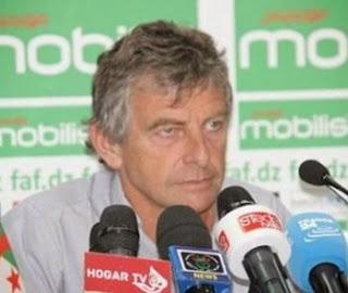 La Conférence de presse complet de Christian Gourcuff en Algérie Après le CAN 2015