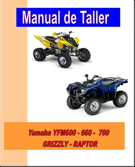 manual taller yfm 660
