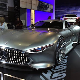 Merc in LA Auto Show 2014 by Mukul Dumbhare - News & Events Technology