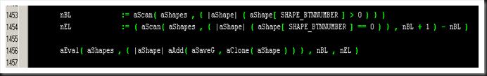 aEval Exemplo de Otimização