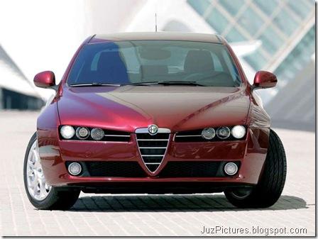 Alfa Romeo 159 (2005)5