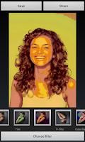 Screenshot of Colorful Fun Photo Effects
