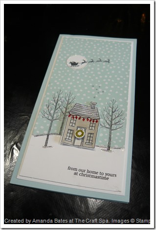 White Christmas, Holiday Home DL Scene 001