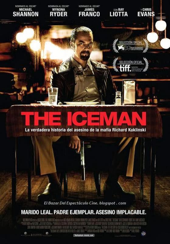 the iceman poster latino argentina fecha de estreno