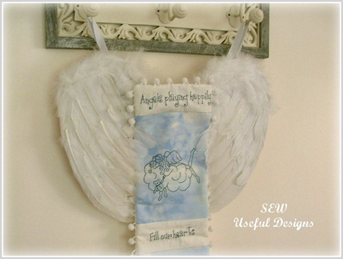 Angel feather wings 2 pic
