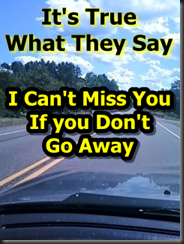 how can I miss you if you never go away-2