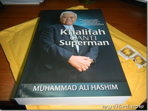 Khalifah Ganti Superman