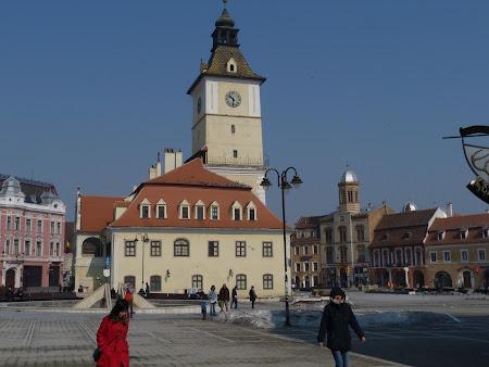Obiective turistice Romania: Piata Sfatului