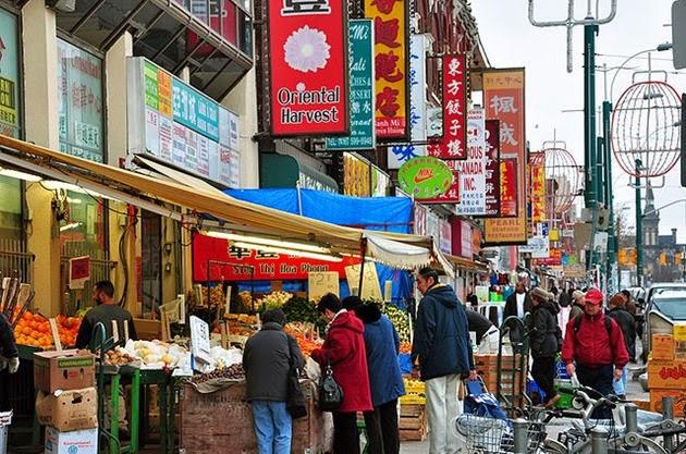 Chinatown of Toronto