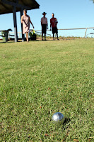Boules with M&D