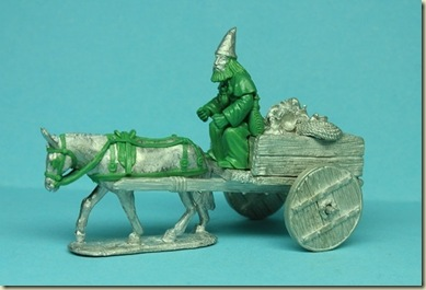 Adventurers' Cart & Magic User Driver