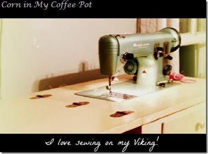 Viking sewing machine pm