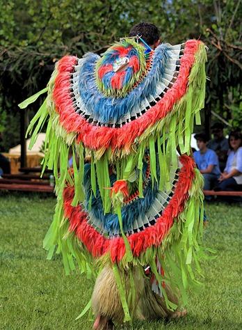 Lenape Powwow Fancy Dancer7