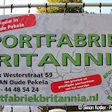 Sportschool Britannia - Foto's Simon Koster