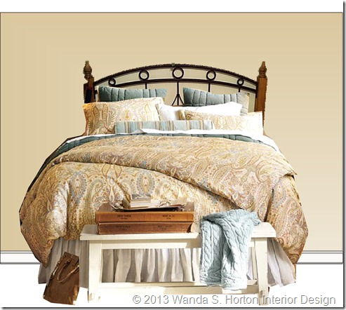 Jordt - Brookdale Home - MBR Bedding