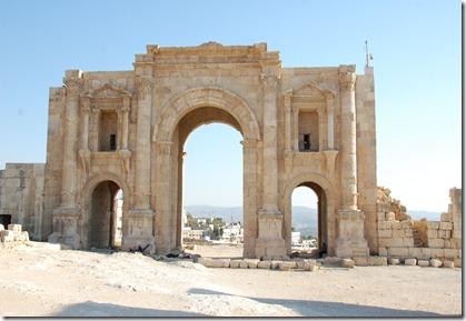 Oporrak 2011 - Jordania ,-  Jerash, 19 de Septiembre  114