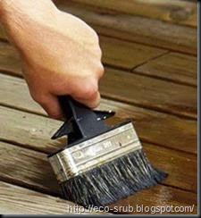 способы обработки и защиты древесины в срубе бане