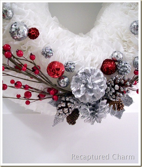 Coffee Filter Christmas Wreath2 007a