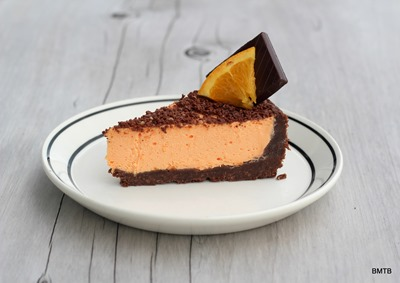 Orange Cheesecake by BakingMakesThingsBetter