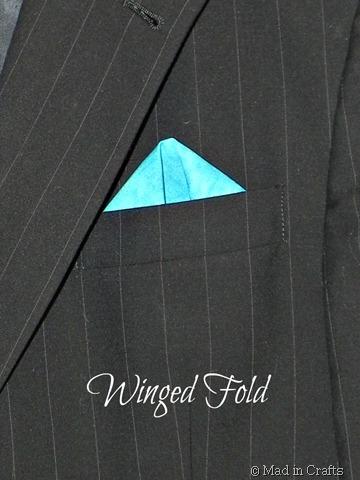 winged fold
