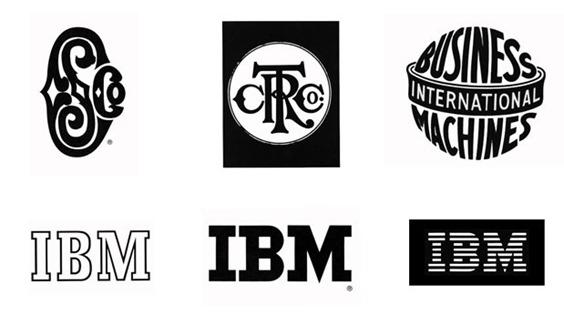 IBM-logos
