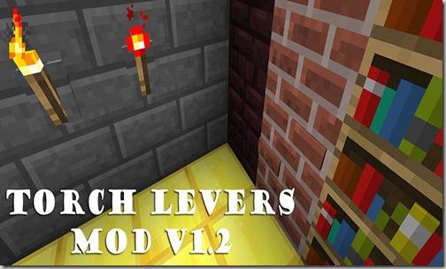 TorchLevers-Mod-Minecraft
