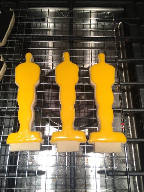 Oscar Night Auction Cookies 033