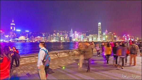 سكاي لاين هونغ كونغ