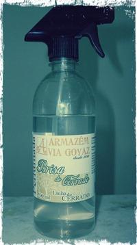 Água perfumada Brisas do Cerrado