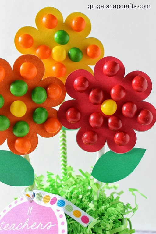 #shop homemade gifts with Skittles and Starburst