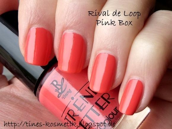 Rival de Loop Pink Box 1