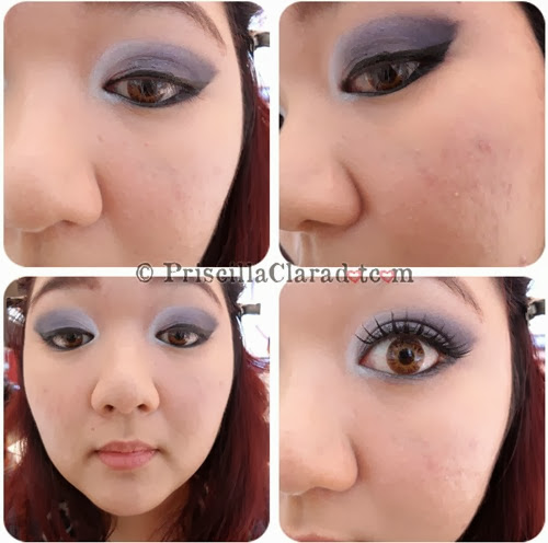 Priscilla Makeup Contest Lancome Alber Elbaz eyes 2