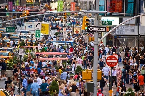 الاسواق في نيويورك