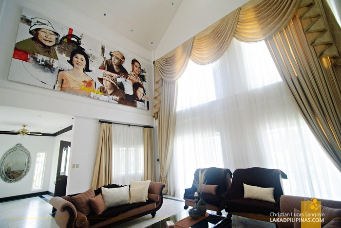 Inside the Residence of Mediatrix Homes&#39; Owner
