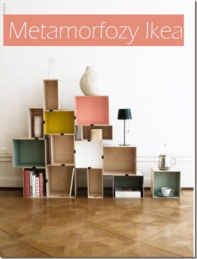metamorfozy Ikea