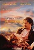 Before Sunrise - poster