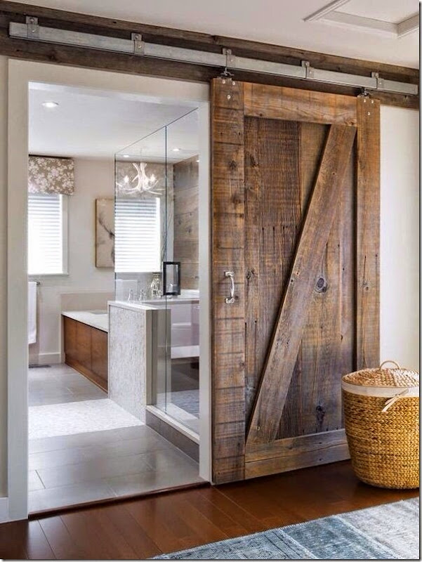 lovely barn door
