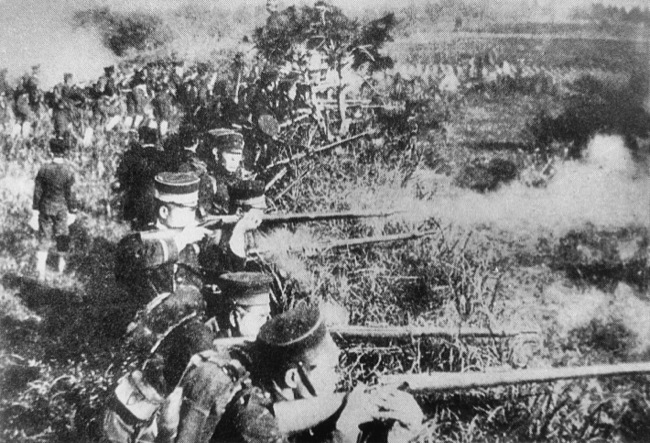 CC Photo Google Image Search Source is upload wikimedia org  Subject is Sino Japanese war 1894