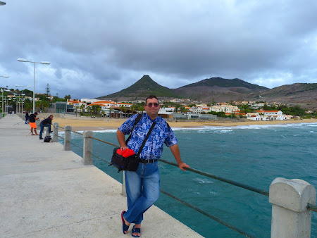 insula Porto Santo, langa Madeira