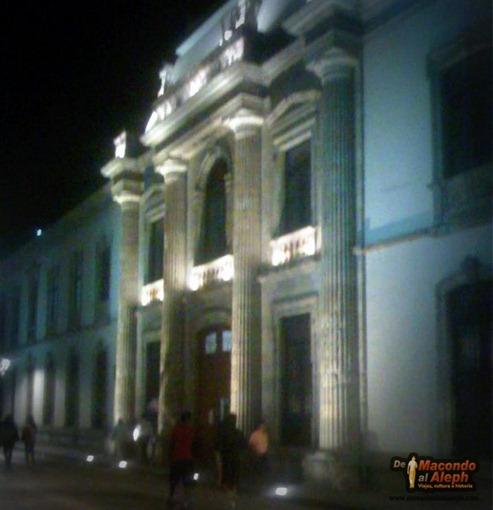 Ruta Juarez Guelatao Oaxaca  8