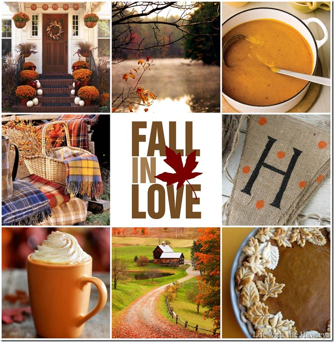 Dreaming of Fall Collage 1