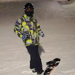 snowboarder in Milton, Ontario, Canada