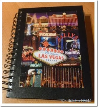 Las Vegas Scrapbook