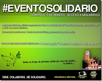 evento solidario