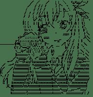 柏崎星奈 糸電話 (僕は友達が少ない)