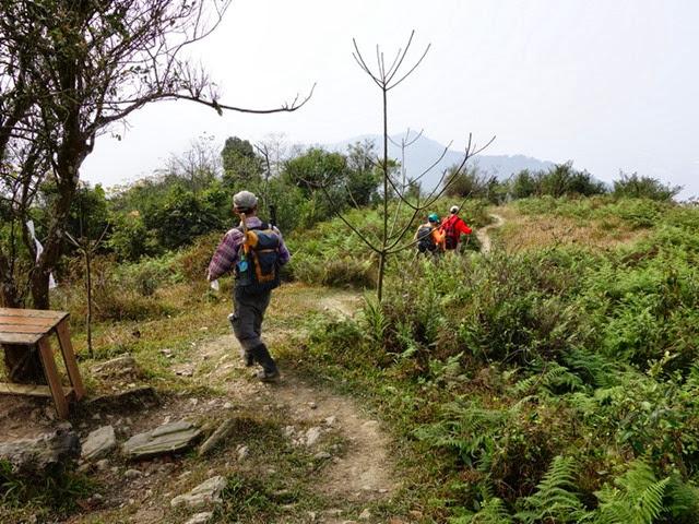 2013_0127 白賓山、真笠山、笠頂山 O走_042